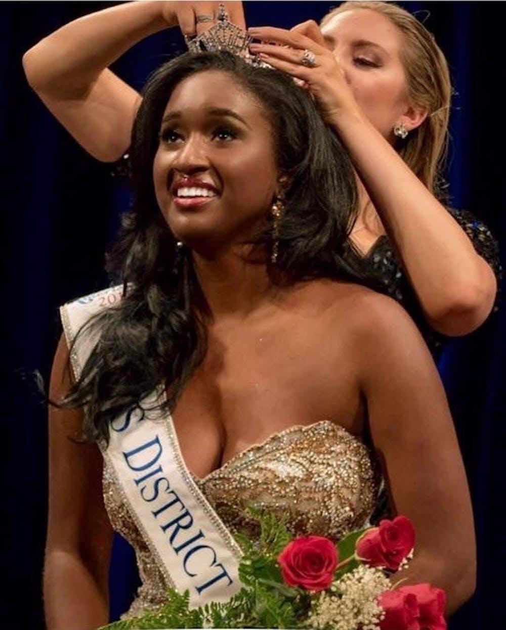 AU grad student crowned Miss DC