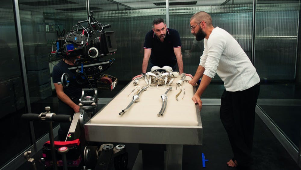 """The M&M Report: """"Ex Machina"""" and summer movie preview"""