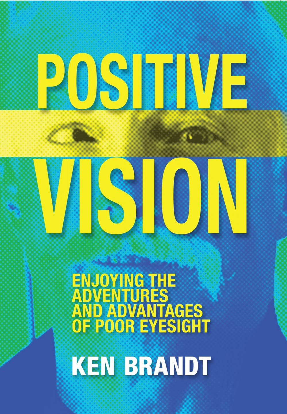 AU alum self-publishes a book on living an adventurous life with poor eyesight