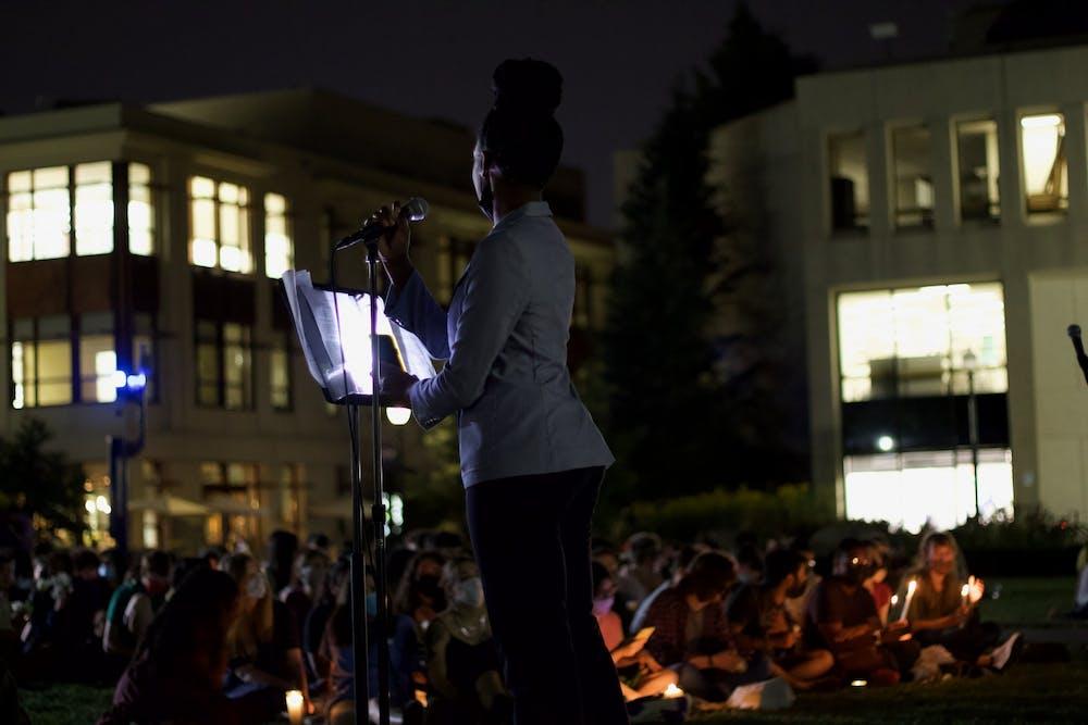 SG holds vigil honoring An'Twan Gilmore