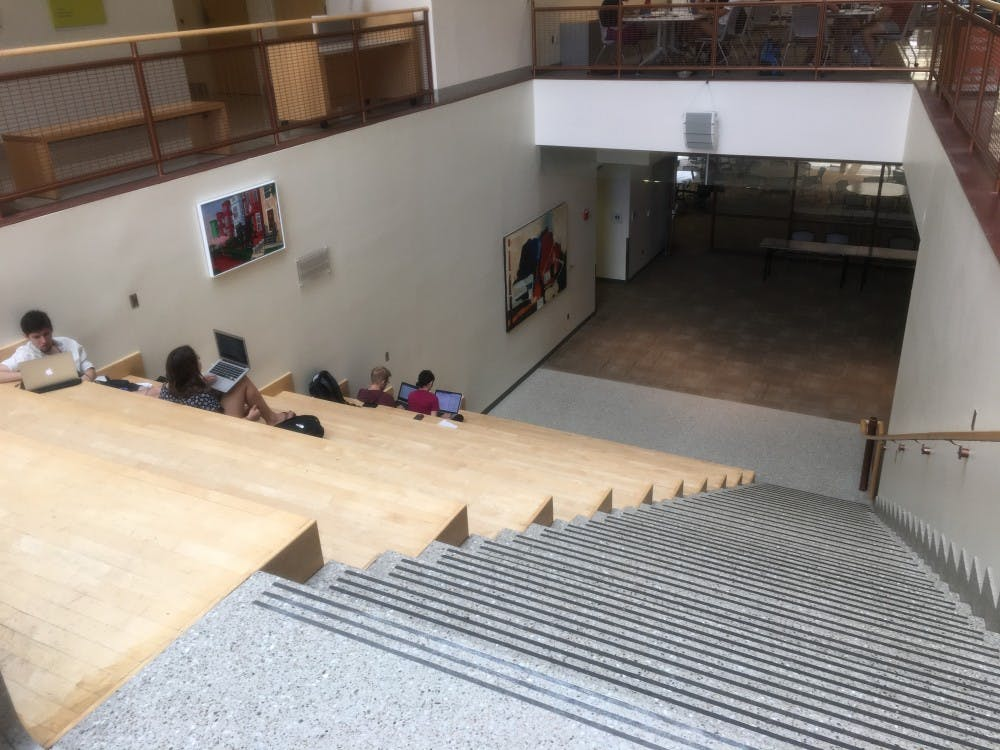 The Eagle's guide to AU's best study spots