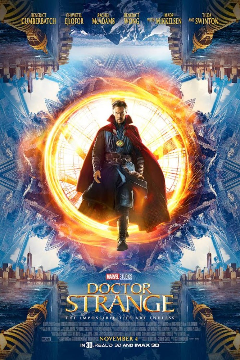 """Review: """"Doctor Strange"""" is a welcome addition to the future of Marvel"""