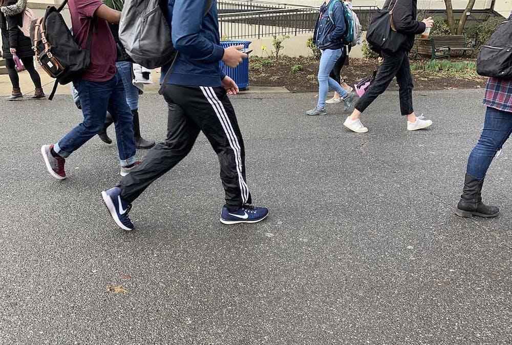 How AU's culture influences students' fashion choices