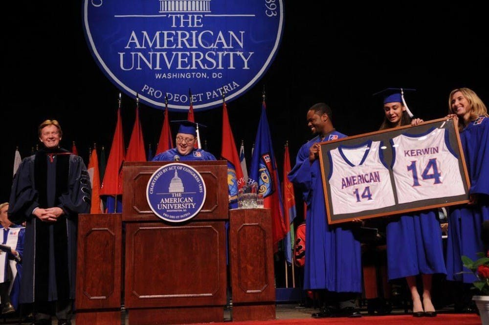 Op-ed: A special thank you to former AU President Kerwin