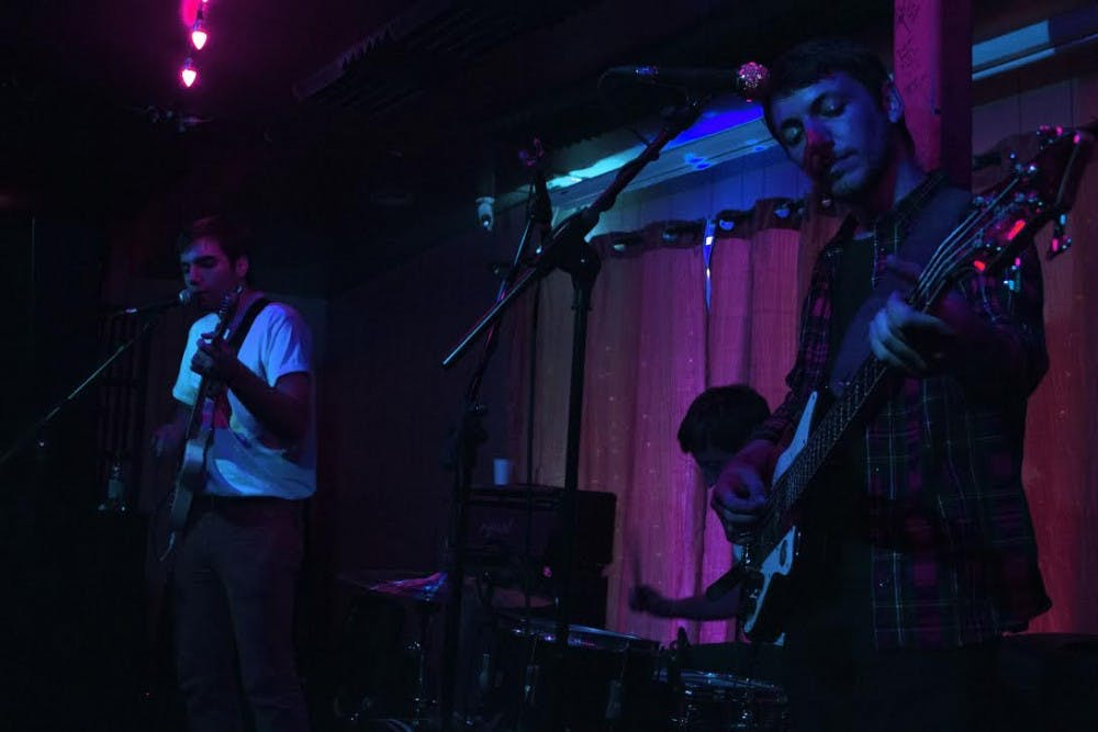 Brooklyn band LVL UP brings headbanging energy to the DMV for the last time