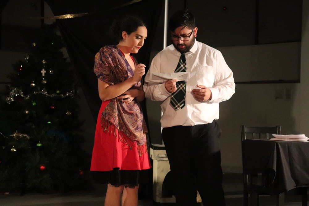 "AU Rude Mechanicals brings modernized version of ""A Doll's House"" to the stage"