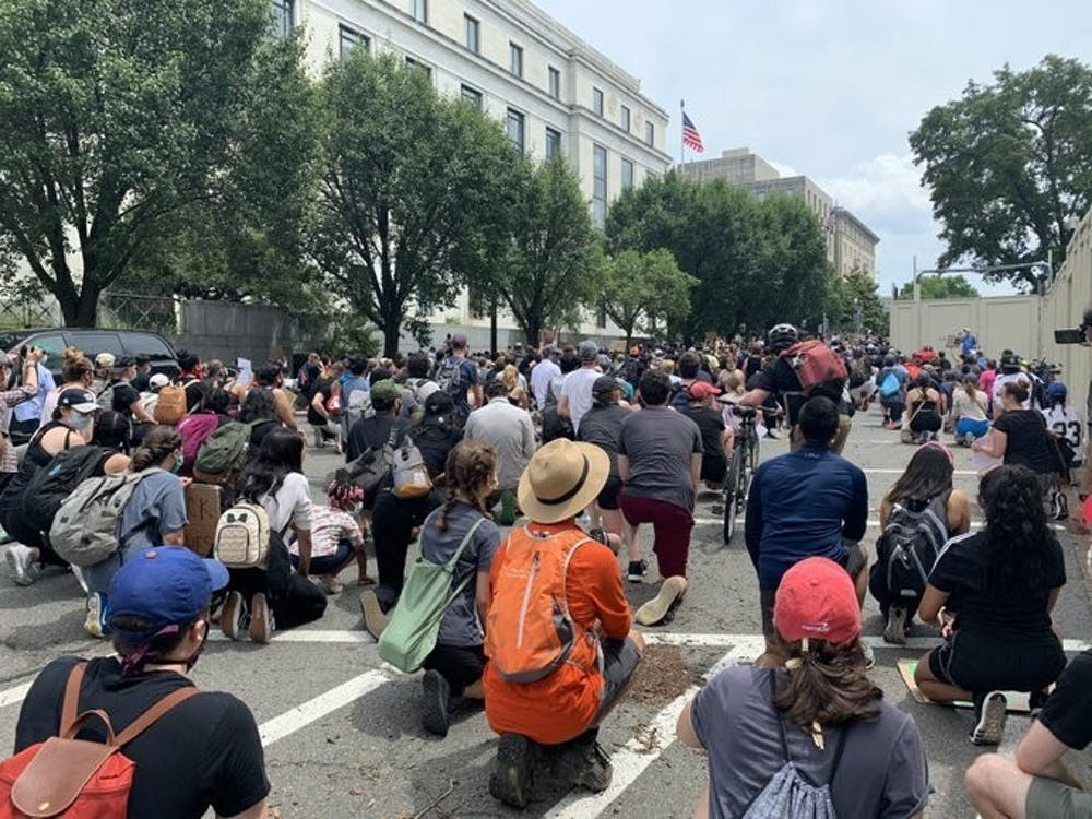 Journalists who attended AU shed light on BLM protests