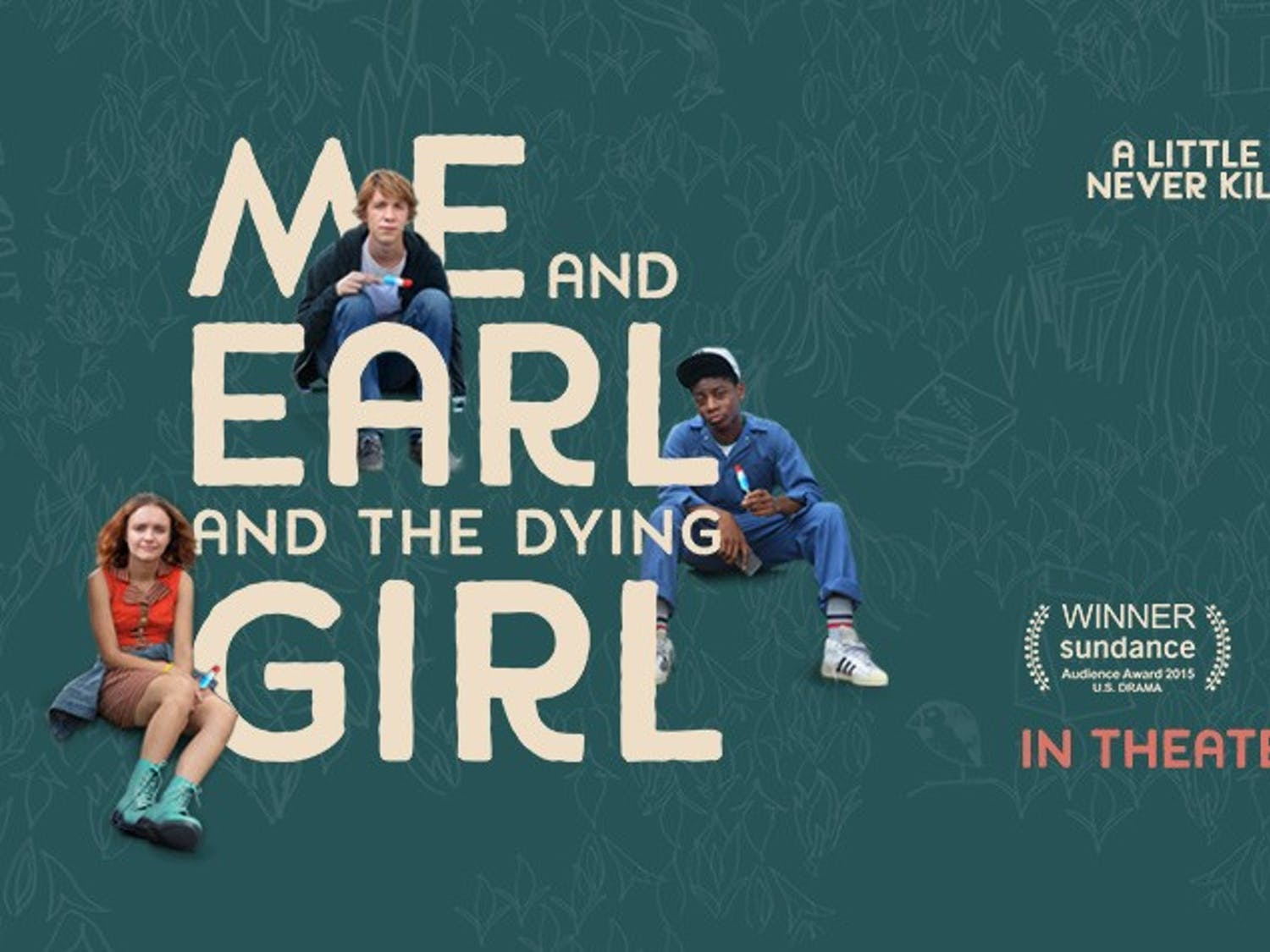 Me and Earl and the Dying Girl has the look and feel of a movie that was made with the conscious effort to be unlike any other movie out there, and it works, and it is one of the truly great viewing experiences I have ever had