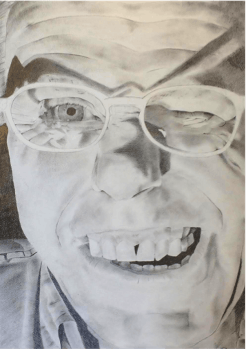Check out a Q&A about freshman artist Jack Tollman and his influences in his work.