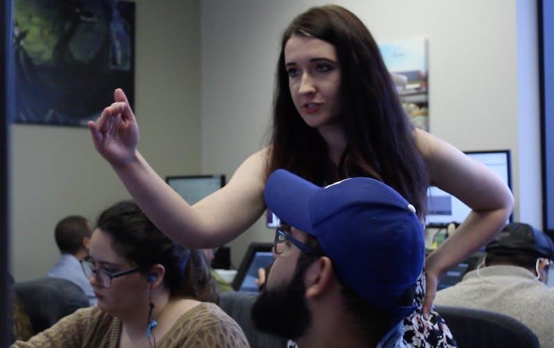 Video: ASU film senior brings storytelling to life