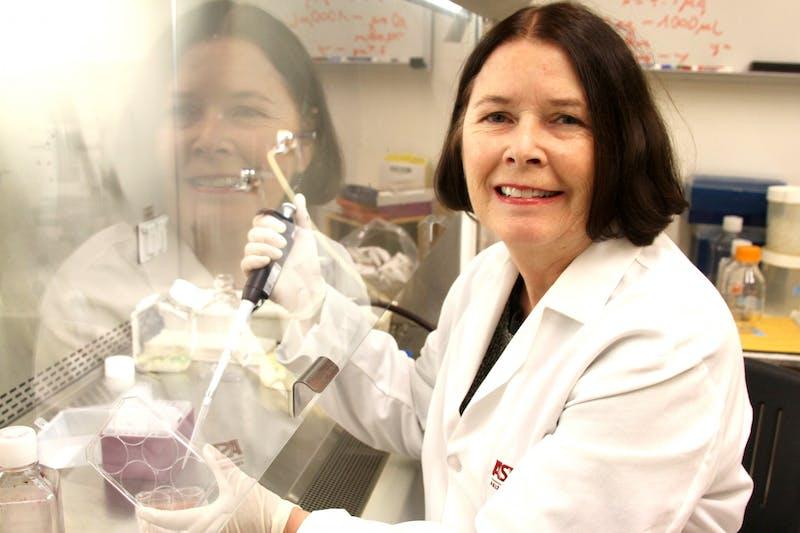 Brenda Hogue coronavirus vaccine