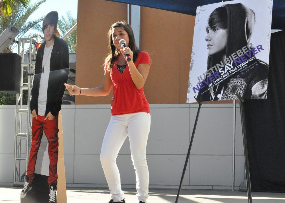 Bieber Fever' takes over Tempe Marketplace - The State Press