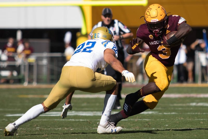 ASU football wins third straight game in 31-28 victory over UCLA