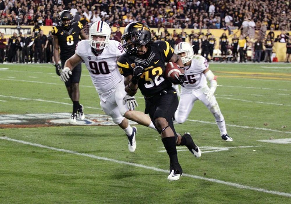 Experienced Sun Devils roam spring practices - The State Press