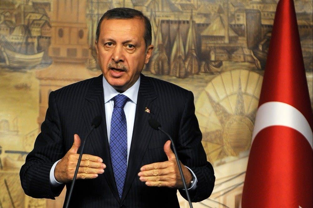 Turkey about to get stuffed - The State Press