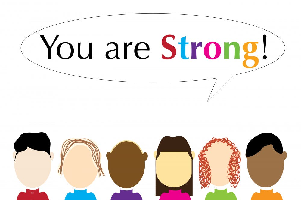 You are Strong-01