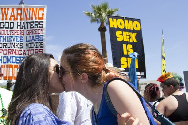 Slideshow: 2013 Phoenix Pride Parade