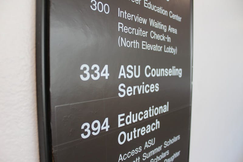 ASU Counseling Services Directory