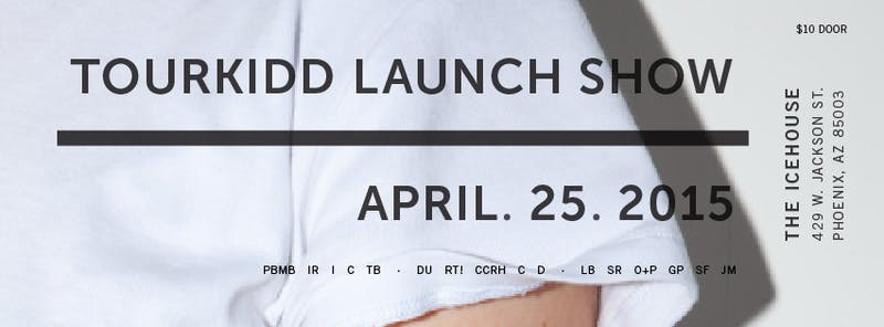 TourKidd launch show