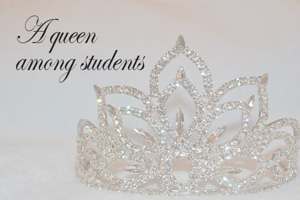 a-queen-among-students