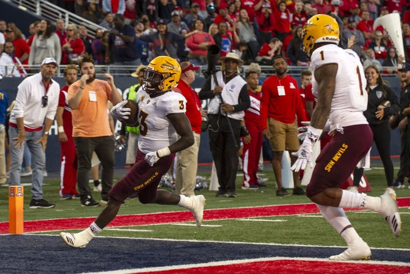 Video: ASU fights back to defeat Arizona rival