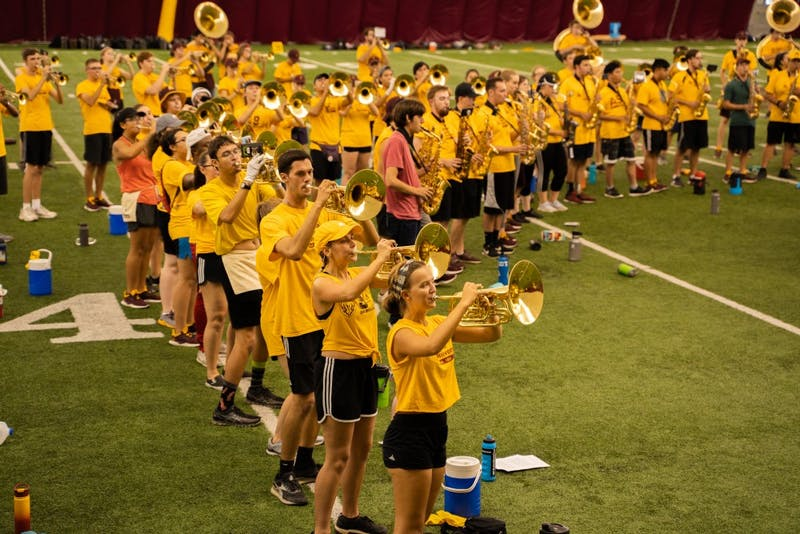 Video: The Sun Devil Marching Band: A family of 400