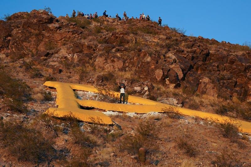 A Mountain Rivalry Week Fall '19