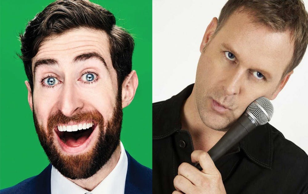 full house s dave coulier and hq trivia s scott rogowsky are coming