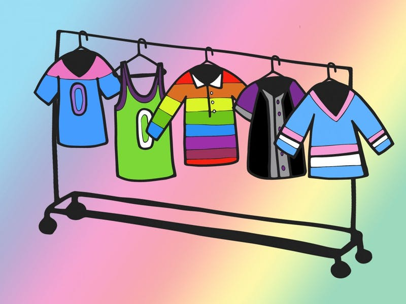 LGBT sports inclusivity