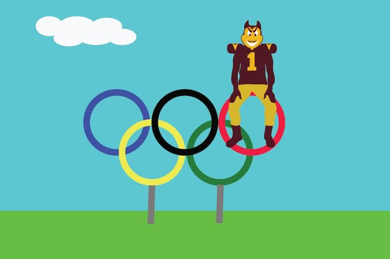 sparky olympics