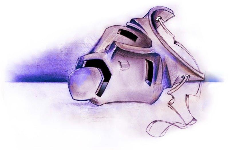 20070530 Tragedy mask