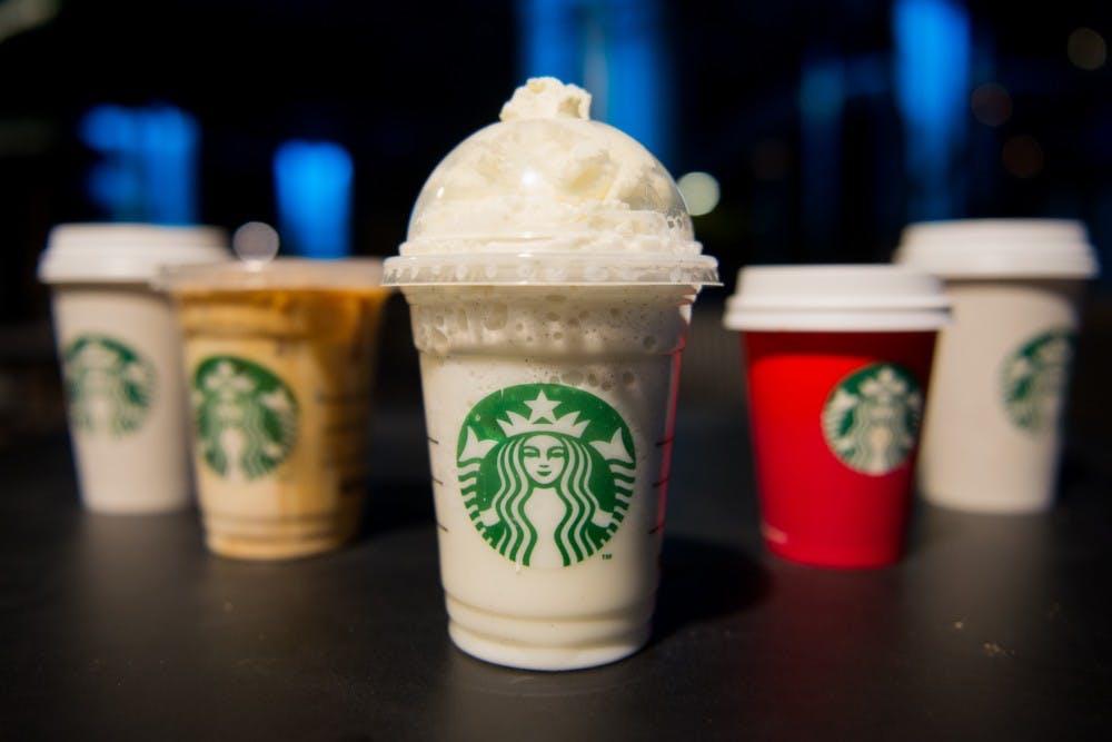 Starbucks Menu Options Decoded The State Press