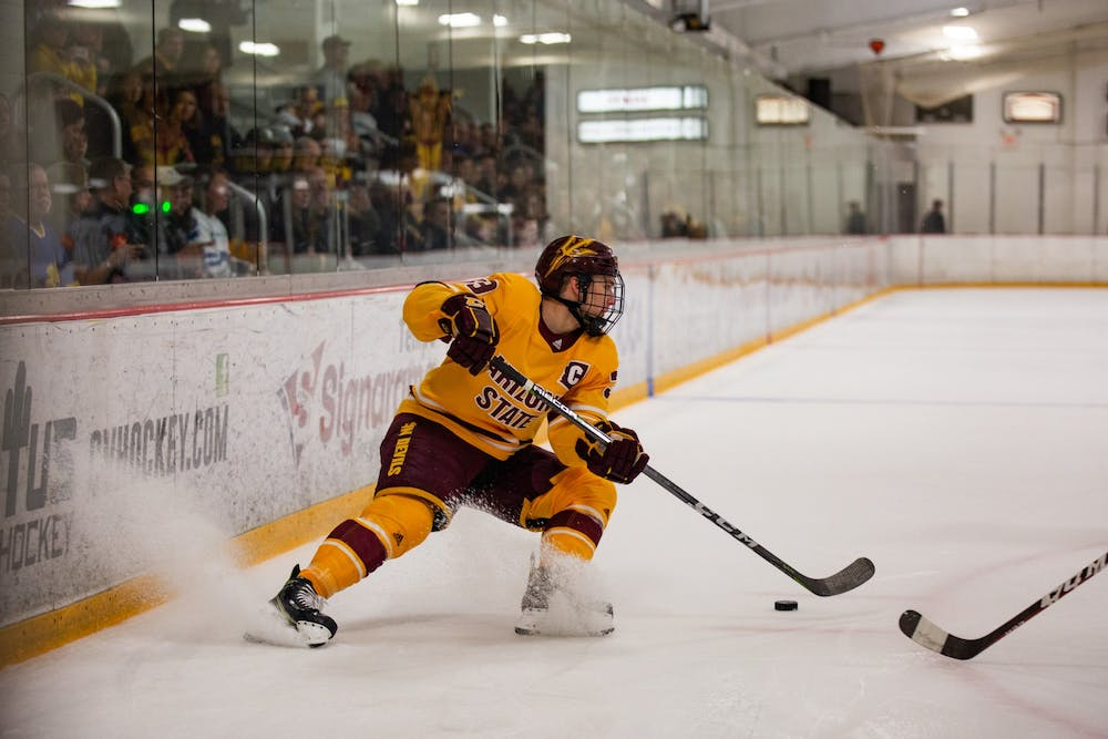Asu Hockey Excited For New Ncaa Overtime Rules In Upcoming Season The State Press