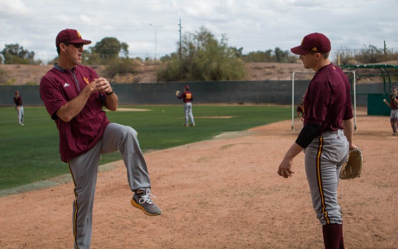 Mike Cather Pitching Coach