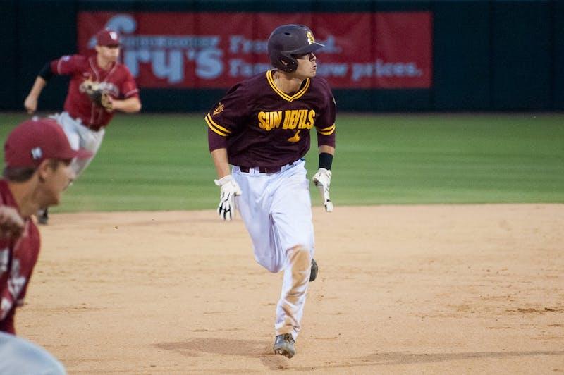 Baseball Andrew Snow Washington State