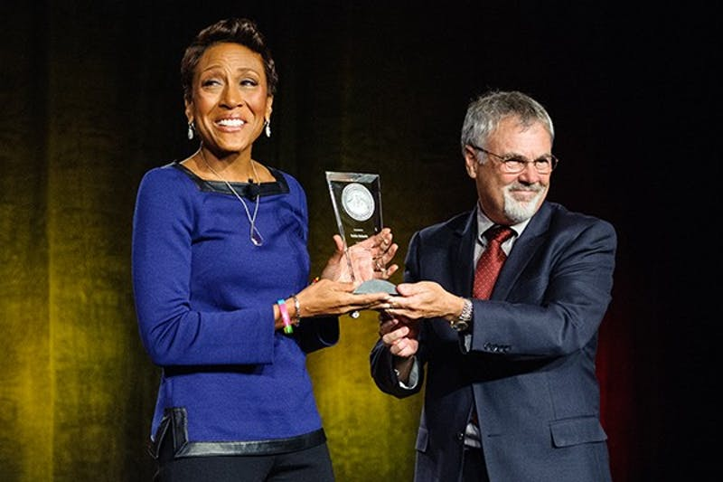 Robin Roberts Cronkite Award luncheon Oct. 6 2014