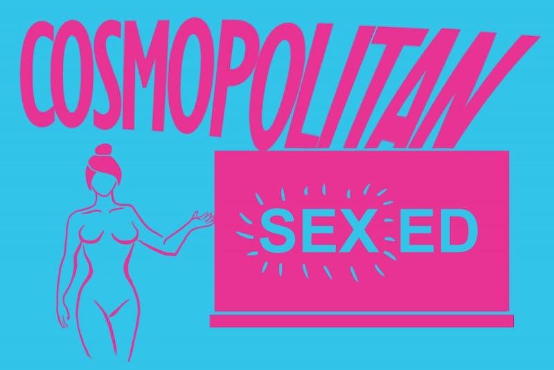 Cosmo Sex Positivity