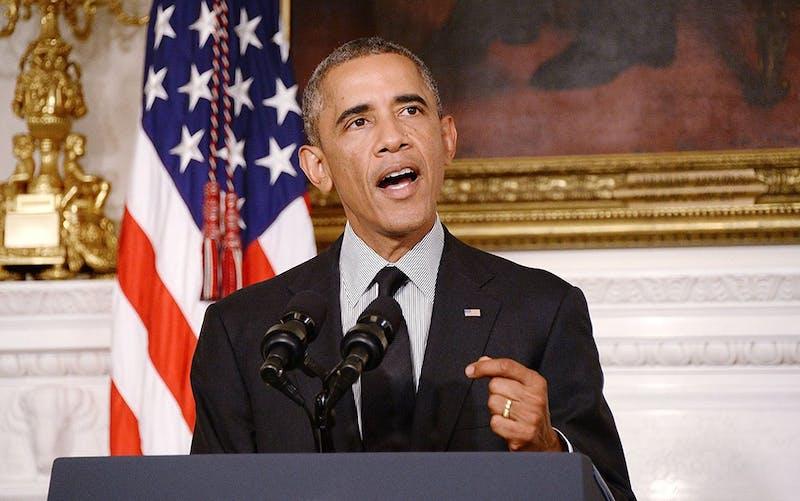 Obama Syrian Rebels Isis