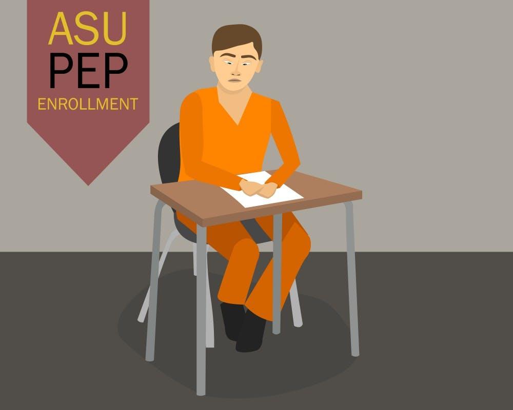 Behind the bars: ASU prison education