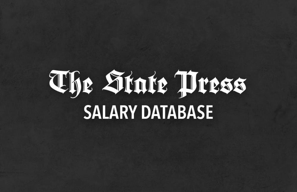 Database: ASU employee salaries - The State Press