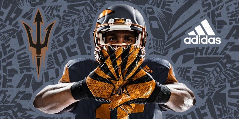 ASU football unveils  Desert Hammer  alternate uniforms - The State ... f15c4545b