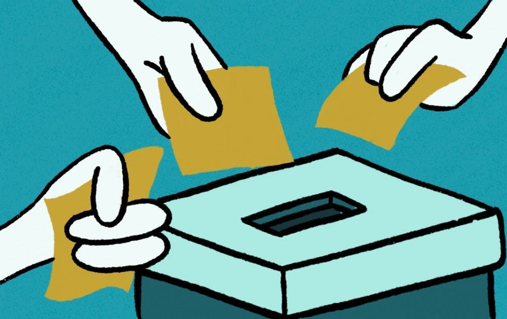votes