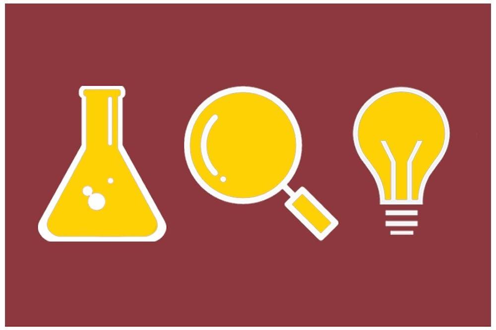 beaker-magnifyglass-lightbulb