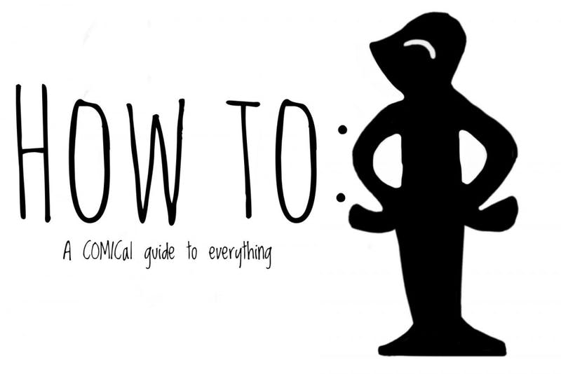 how to: a comical guide to everything