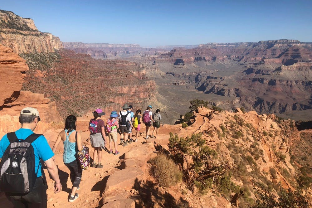 The Five Closest National Parks To Asu The State Press