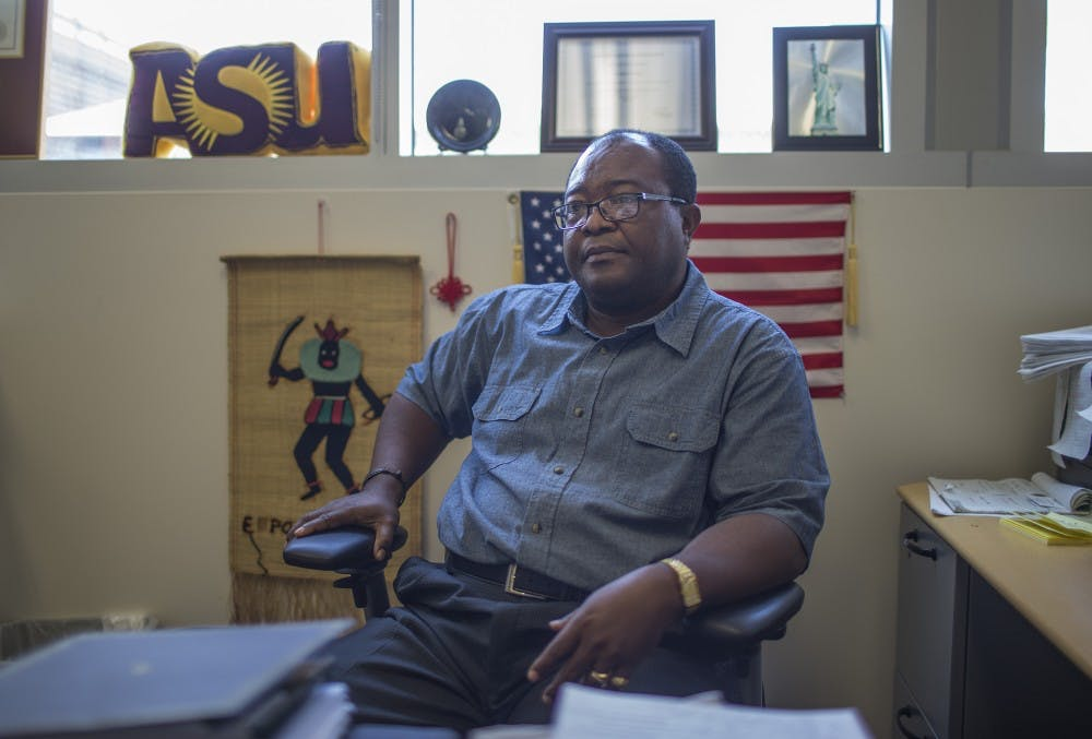 Leadership without representation: ASU battling lawsuit, seeking to diversify