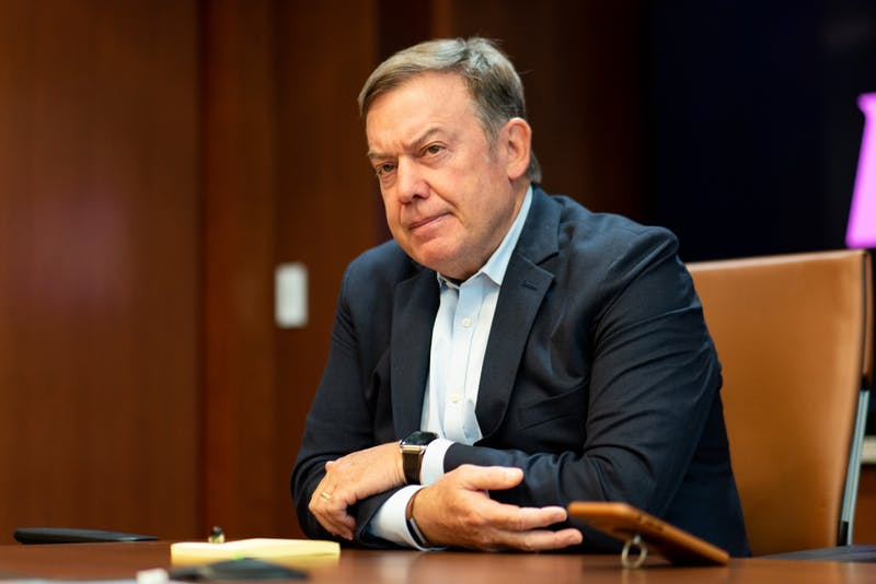 20190926 Michael Crow meeting