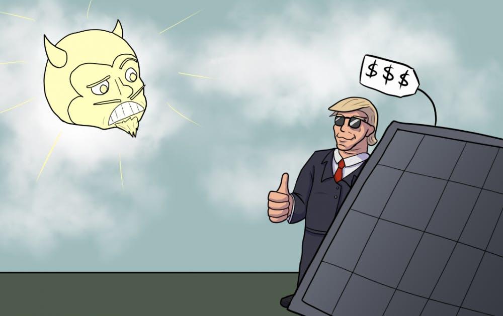 Solar Panel Tarriff