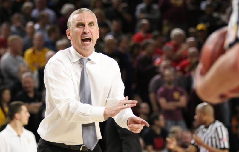 Bobby Hurley Jan. 25, 2018
