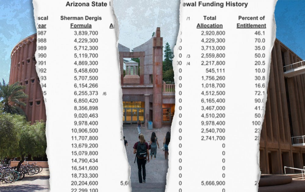 Arizona legislature ignored requests for University building repairs